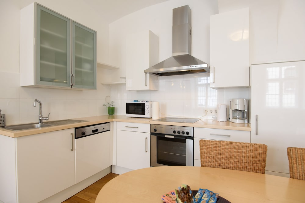 비엔나 아파트먼트 원 슈미트가쎄(Vienna Apartment One Schmidgasse) Hotel Image 12 - In-Room Kitchen