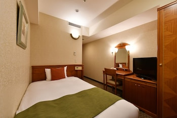 デラックス シングルルーム 禁煙|ホテルトラスティ名古屋栄