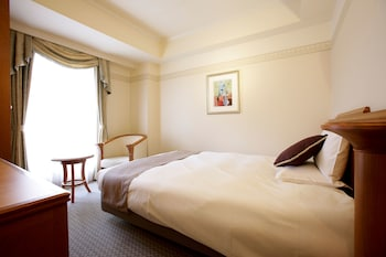 セミダブルルーム 禁煙(ベッド幅120cm-130cm)|15㎡|ホテルトラスティ心斎橋