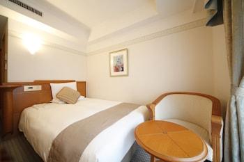 エコノミーダブルルーム 禁煙 (ベッド幅140cm)|16㎡|ホテルトラスティ心斎橋