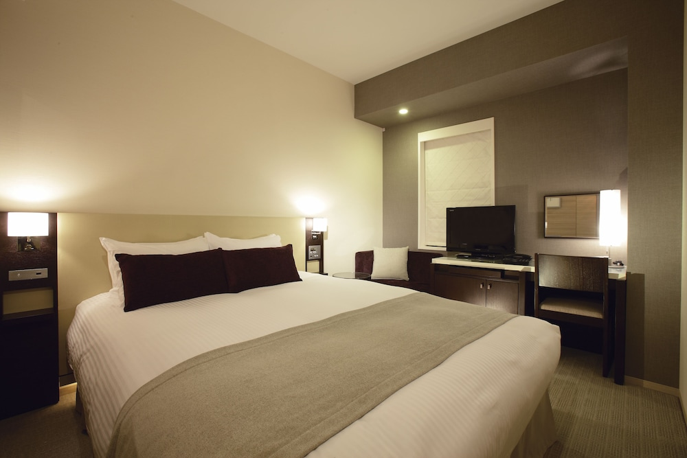 호텔 트러스티 고베 큐교류치(Hotel Trusty Kobe Kyukyoryuchi) Hotel Image 6 - Guestroom