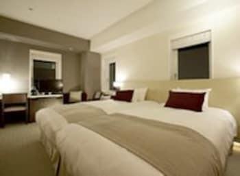 호텔 트러스티 고베 큐교류치(Hotel Trusty Kobe Kyukyoryuchi) Hotel Image 2 - Guestroom