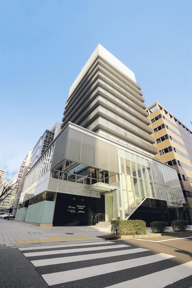 호텔 트러스티 고베 큐교류치(Hotel Trusty Kobe Kyukyoryuchi) Hotel Image 33 - Exterior