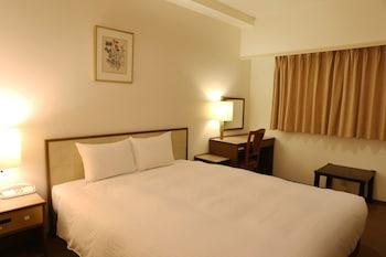 ダブル ルーム 【喫煙】|17㎡|サンホテル名古屋錦