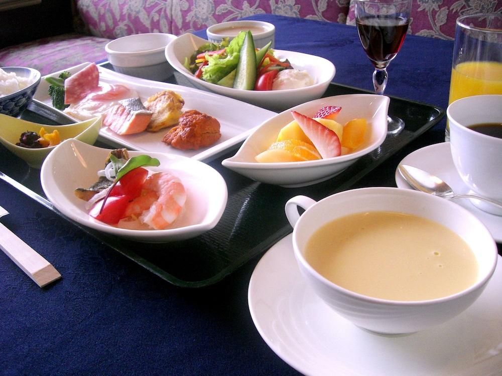 리조르피아 아타미(Resorpia Atami) Hotel Image 14 - Dining