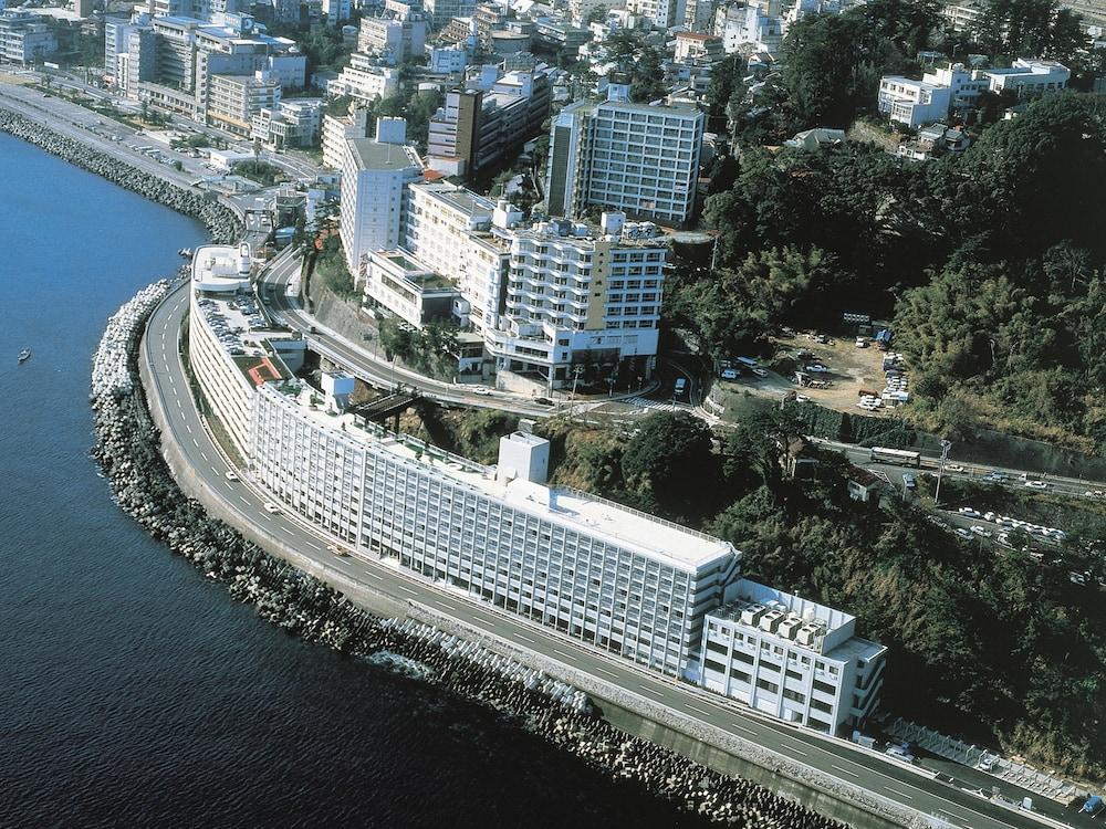 리조르피아 아타미(Resorpia Atami) Hotel Image 11 - Aerial View