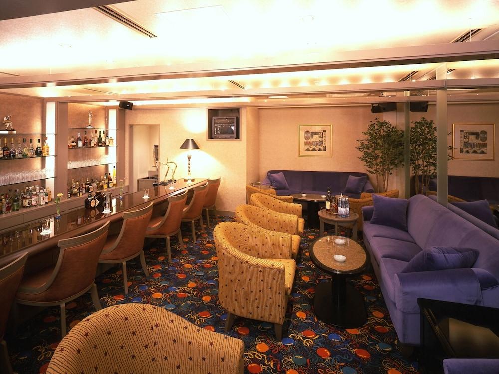 리조르피아 아타미(Resorpia Atami) Hotel Image 19 - Hotel Bar