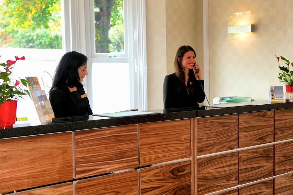 컬렉션 호텔 버밍엄(Collection Hotel Birmingham) Hotel Image 12 - Reception