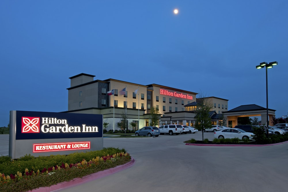힐튼 가든 인 포트 워스 얼라이언스 에어포트(Hilton Garden Inn Fort Worth Alliance Airport) Hotel Image 36 - Hotel Entrance