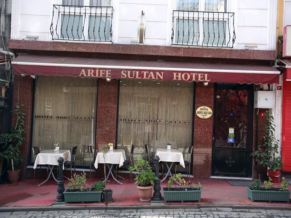 아리페 술탄 호텔(Arife Sultan Hotel) Hotel Image 9 - Hotel Front