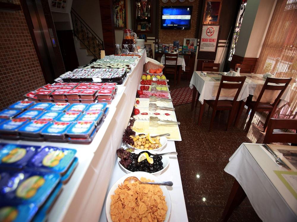 아리페 술탄 호텔(Arife Sultan Hotel) Hotel Image 12 - Breakfast Area