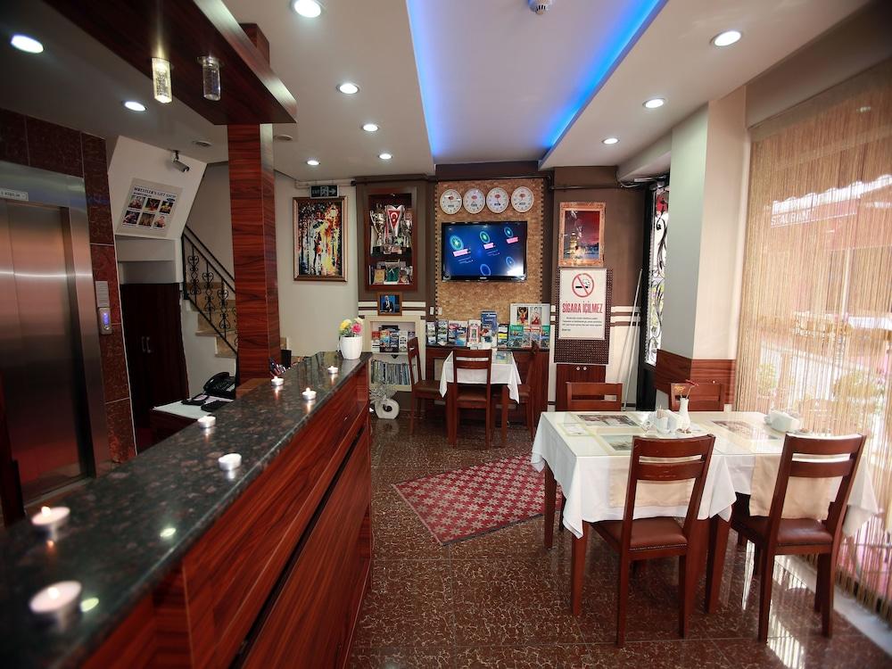 아리페 술탄 호텔(Arife Sultan Hotel) Hotel Image 1 - Lobby