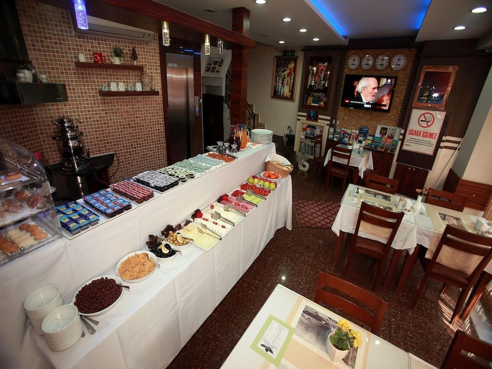 아리페 술탄 호텔(Arife Sultan Hotel) Hotel Image 15 - Buffet