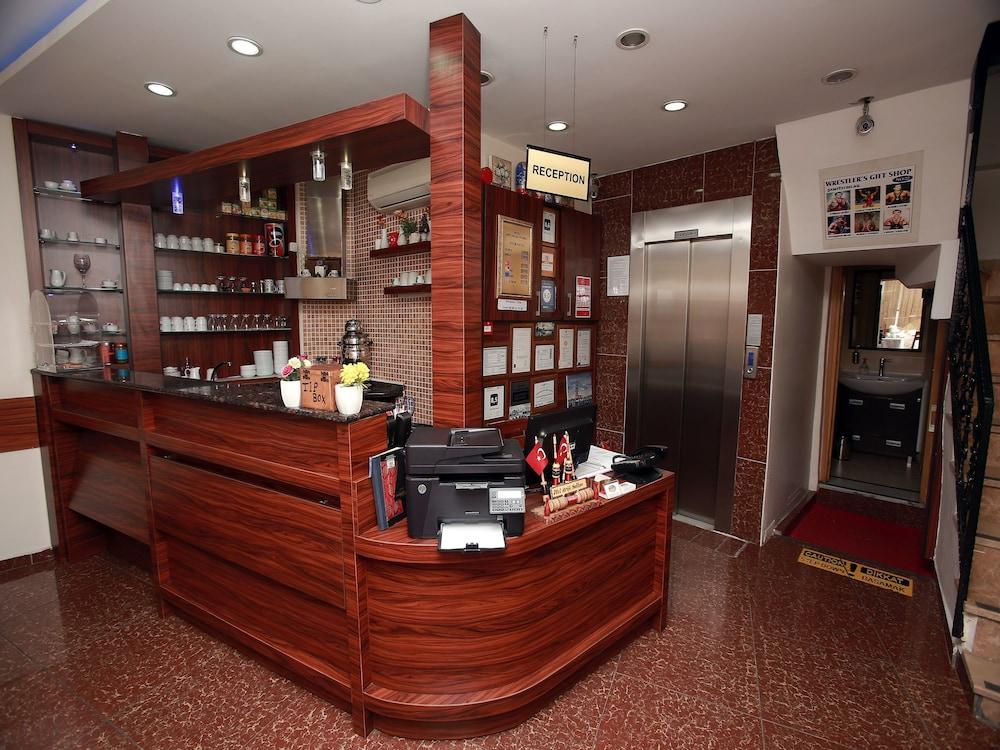 아리페 술탄 호텔(Arife Sultan Hotel) Hotel Image 3 - Reception