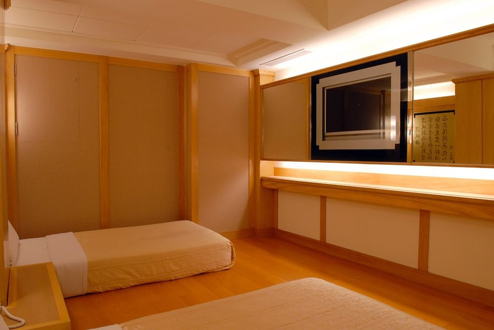 온 사이트 인(On Sight Inn) Hotel Image 11 - Guestroom