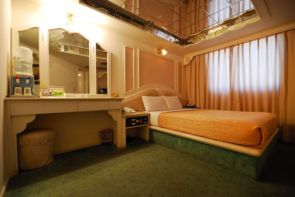 온 사이트 인(On Sight Inn) Hotel Image 6 - Guestroom