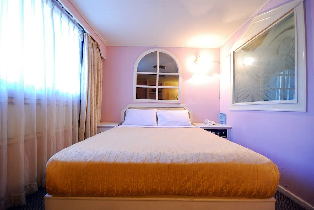온 사이트 인(On Sight Inn) Hotel Image 17 - Guestroom