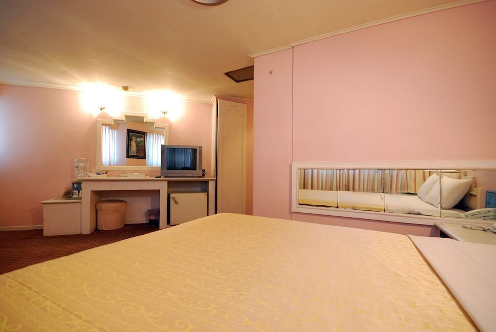 온 사이트 인(On Sight Inn) Hotel Image 16 - Guestroom