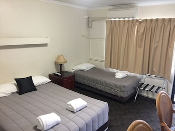 Guestroom at Southbank Motel in Highgate Hill