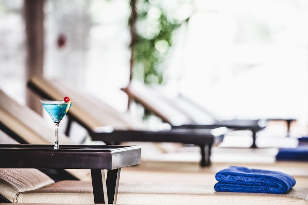 풀먼 귀양(Pullman Guiyang) Hotel Image 19 - Indoor Pool