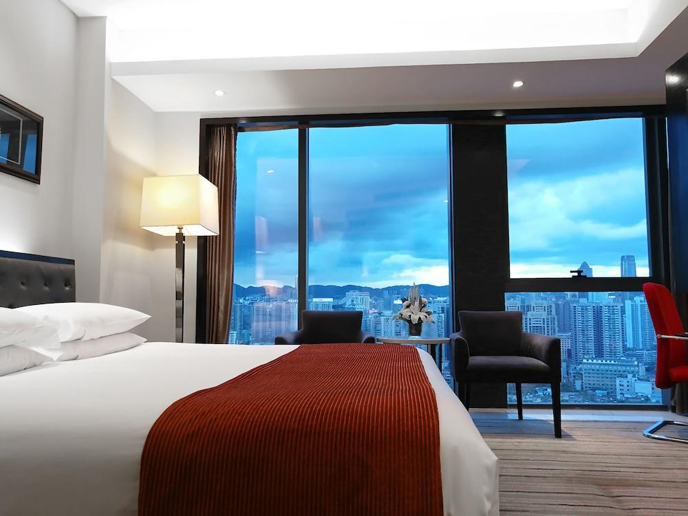 풀먼 귀양(Pullman Guiyang) Hotel Image 9 - Guestroom