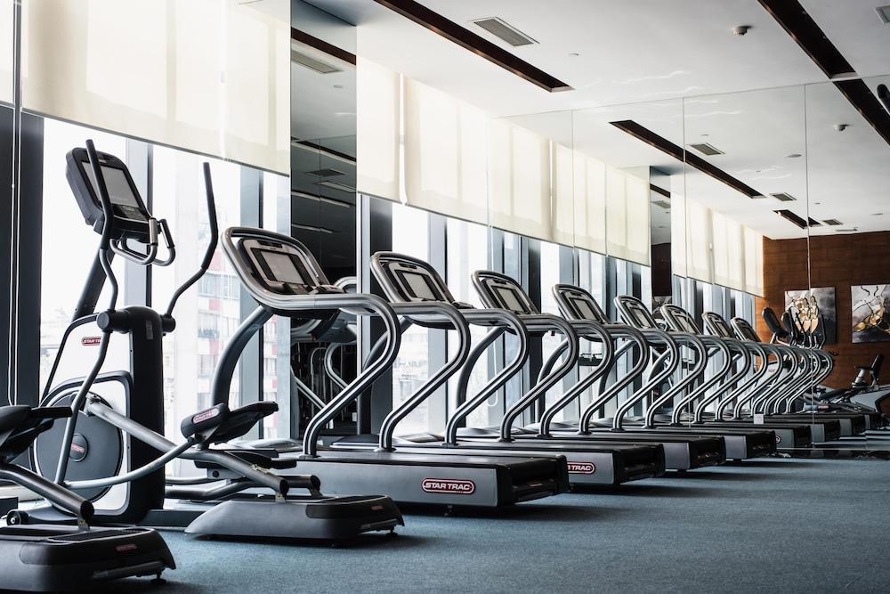 풀먼 귀양(Pullman Guiyang) Hotel Image 22 - Fitness Facility