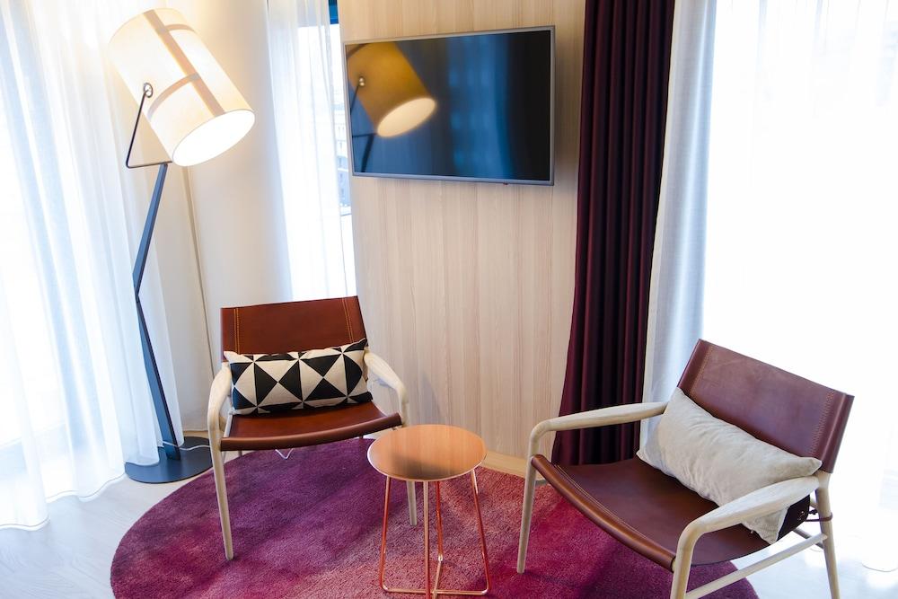 스칸딕 함부르크 엠포리오(Scandic Hamburg Emporio) Hotel Image 11 - 객실