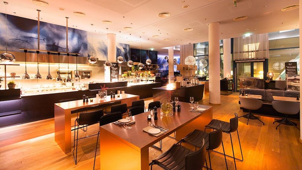 스칸딕 함부르크 엠포리오(Scandic Hamburg Emporio) Hotel Image 57 - 레스토랑