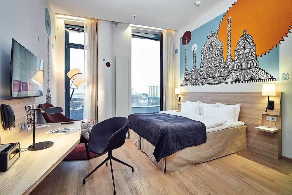 스칸딕 함부르크 엠포리오(Scandic Hamburg Emporio) Hotel Image 24 - 객실