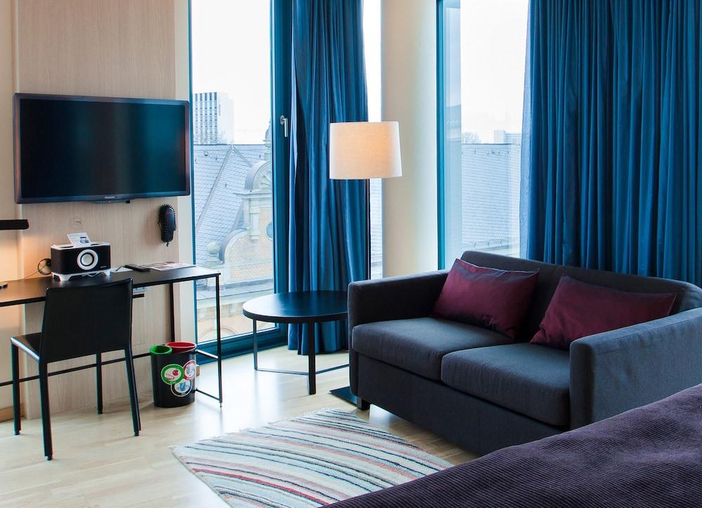 스칸딕 함부르크 엠포리오(Scandic Hamburg Emporio) Hotel Image 10 - 객실