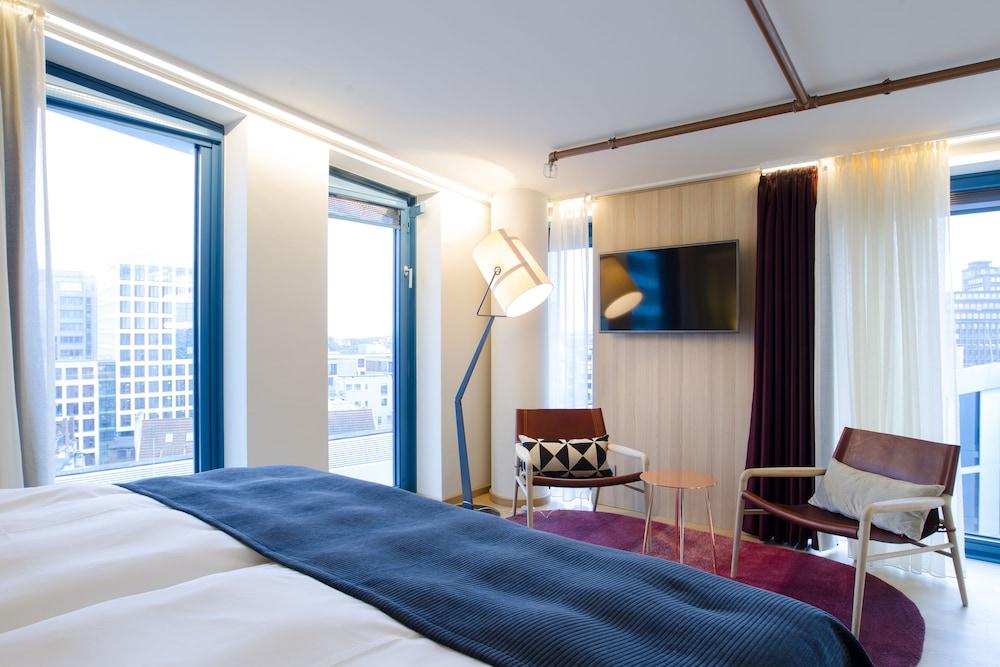 스칸딕 함부르크 엠포리오(Scandic Hamburg Emporio) Hotel Image 13 - 객실