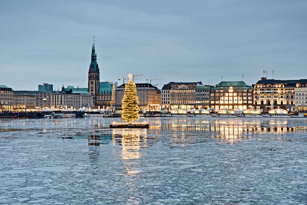 스칸딕 함부르크 엠포리오(Scandic Hamburg Emporio) Hotel Image 96 - 조감도