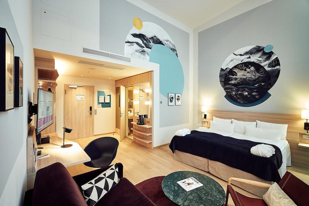 스칸딕 함부르크 엠포리오(Scandic Hamburg Emporio) Hotel Image 15 - 객실