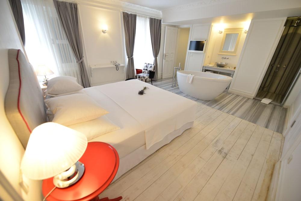 빈티지 호텔(Vintage Hotel) Hotel Image 16 - Guestroom