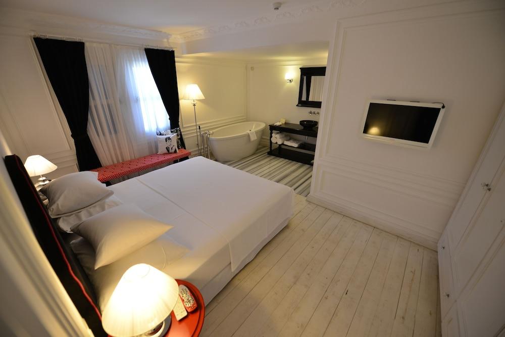 빈티지 호텔(Vintage Hotel) Hotel Image 17 - Guestroom