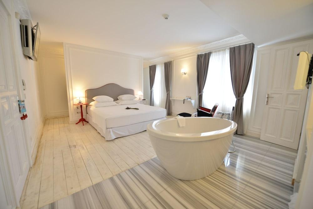 빈티지 호텔(Vintage Hotel) Hotel Image 18 - Guestroom
