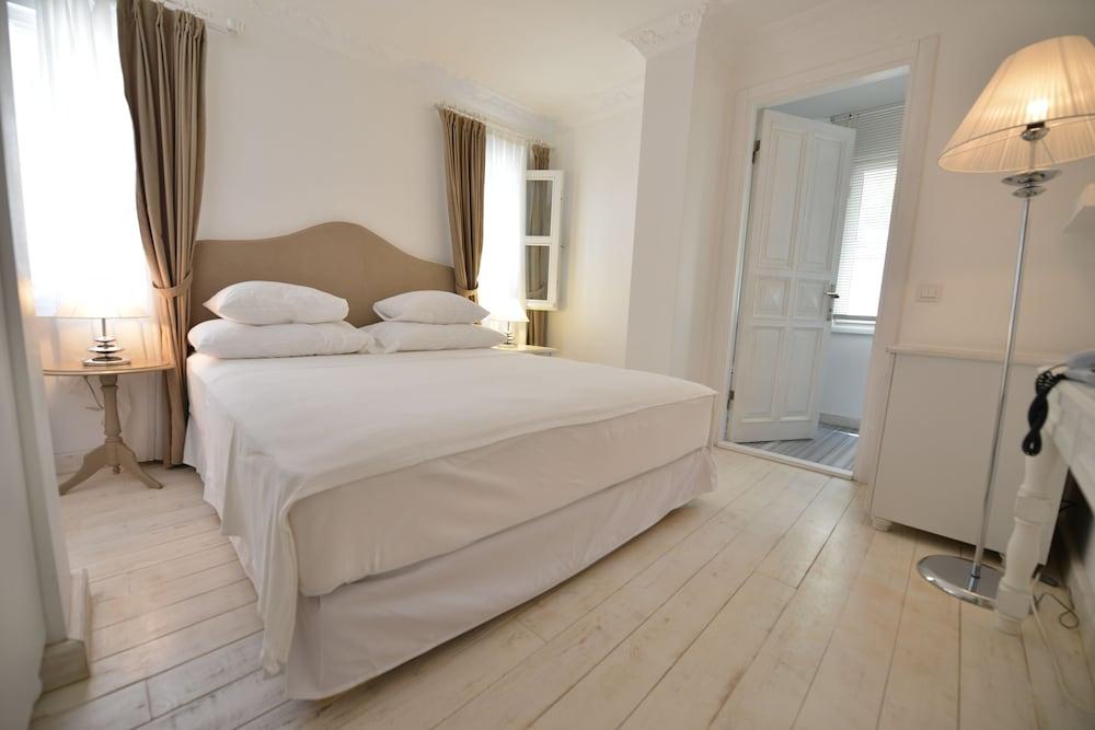 빈티지 호텔(Vintage Hotel) Hotel Image 8 - Guestroom