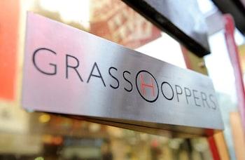 GRASSHOPPERS GLASGOW