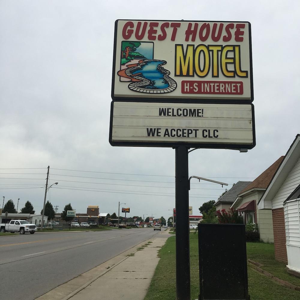 게스트 하우스 모텔(Guest House Motel) Hotel Image 22 - Exterior