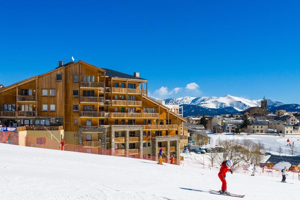 레지덩스 라그랑주 바캉스 로리 데 시메(Résidence Lagrange Vacances L'Orée Des Cimes) Hotel Image 11 - Hotel Front