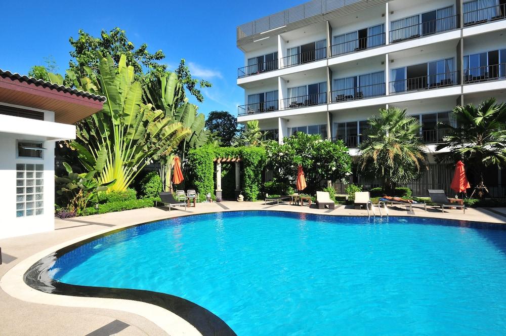 BS 레지던스 수바르나부미(BS RESIDENCE Suvarnabhumi) Hotel Image 18 - Outdoor Pool