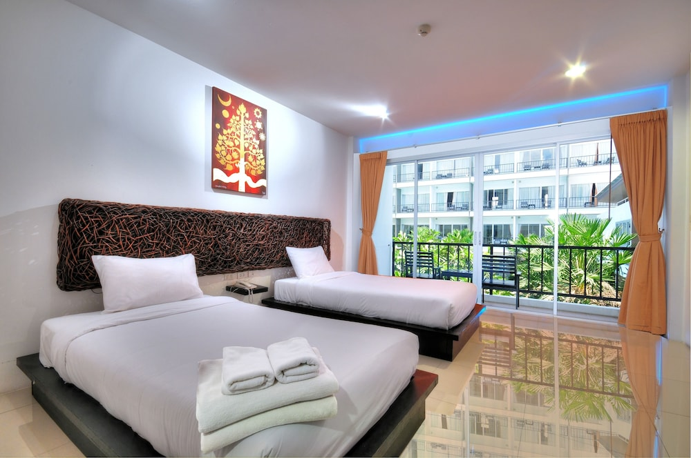 BS 레지던스 수바르나부미(BS RESIDENCE Suvarnabhumi) Hotel Image 13 - Guestroom View