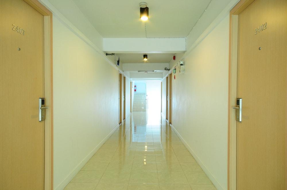 BS 레지던스 수바르나부미(BS RESIDENCE Suvarnabhumi) Hotel Image 27 - Hallway
