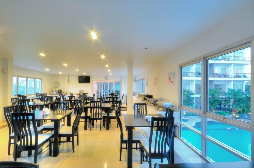 BS 레지던스 수바르나부미(BS RESIDENCE Suvarnabhumi) Hotel Image 24 - Restaurant