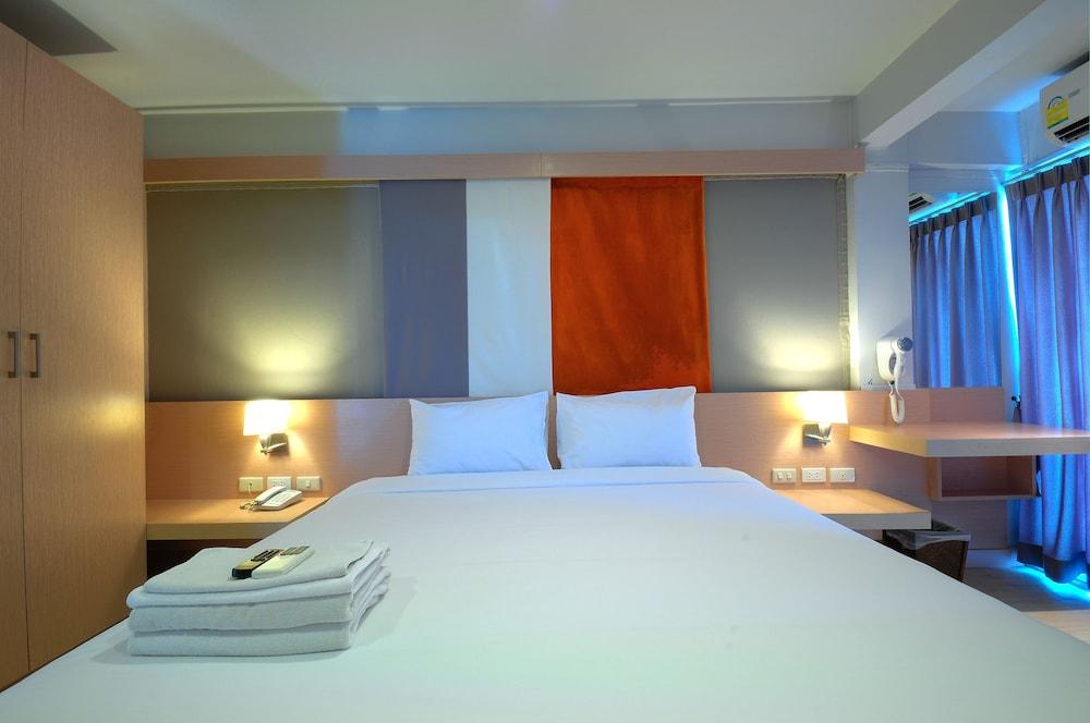 BS 레지던스 수바르나부미(BS RESIDENCE Suvarnabhumi) Hotel Image 4 - Guestroom