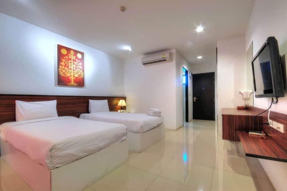 BS 레지던스 수바르나부미(BS RESIDENCE Suvarnabhumi) Hotel Image 10 - Guestroom