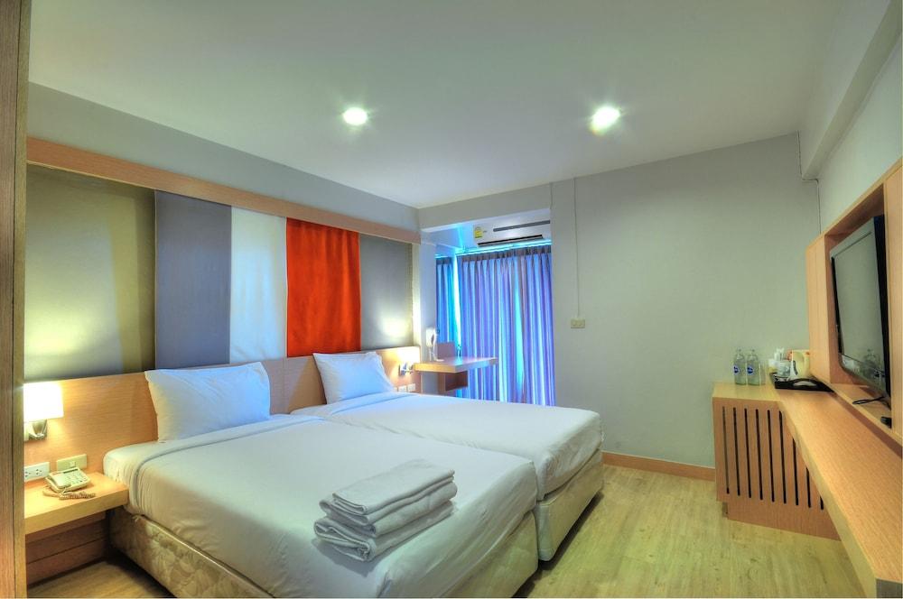 BS 레지던스 수바르나부미(BS RESIDENCE Suvarnabhumi) Hotel Image 2 - Guestroom