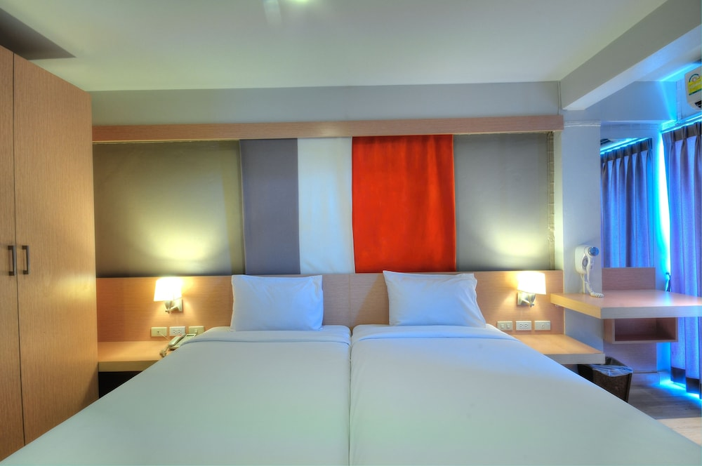 BS 레지던스 수바르나부미(BS RESIDENCE Suvarnabhumi) Hotel Image 3 - Guestroom