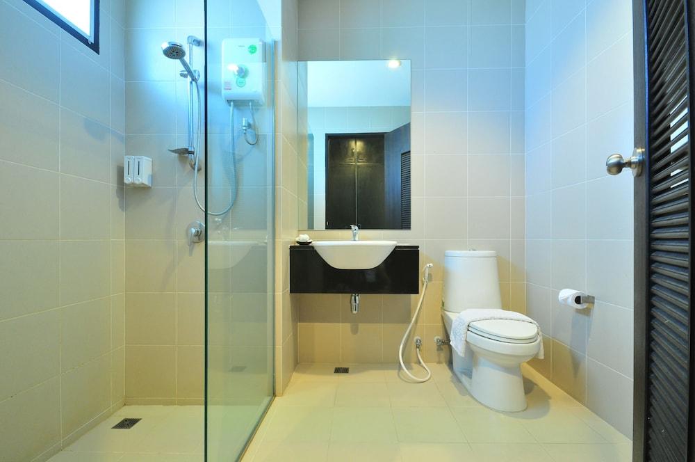 BS 레지던스 수바르나부미(BS RESIDENCE Suvarnabhumi) Hotel Image 31 - Bathroom