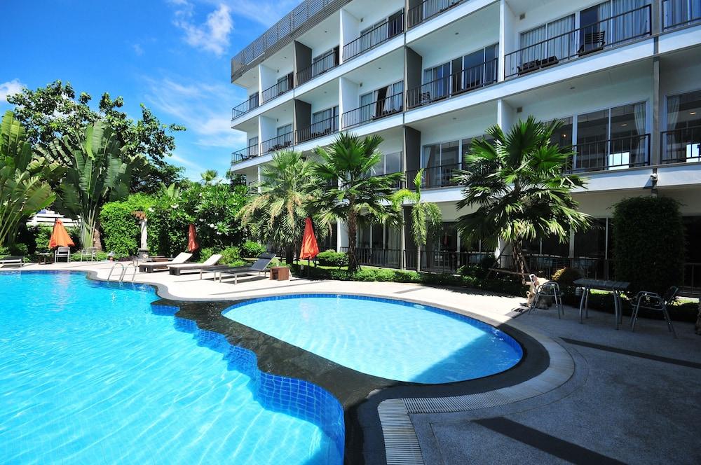 BS 레지던스 수바르나부미(BS RESIDENCE Suvarnabhumi) Hotel Image 20 - Outdoor Pool